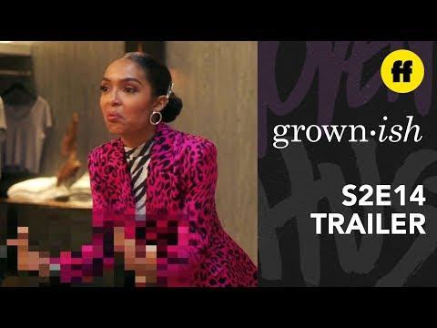 grown-ish | Season 2, Episode 14 Trailer | Zoey Goes Job Hunting