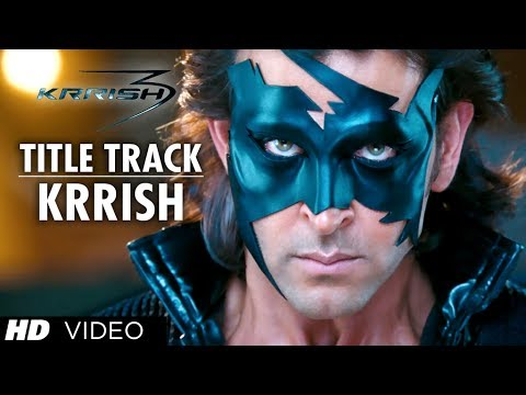 Video Song : Krrish Krrish