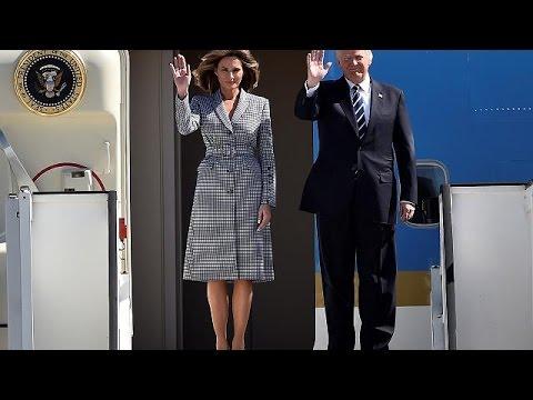 Πρεμιέρα Τραμπ στη Σύνοδο του ΝΑΤΟ