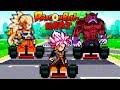 Kart Do Goku God O Mais Rapido E Vegeta Blue Dragon Z S