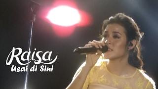RAISA - Usai di Sini [Mocosik 2017, Live at Jogja Expo Center] Video