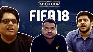 Video AIB Khelkood : FIFA 18 Tanmay VS Palash MP3, 3GP, MP4, WEBM, AVI, FLV Oktober 2018