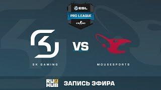 SK Gaming vs. mousesports - ESL Pro League S5 - map2 - de_cache [Enkanis, SleepSomeWhile]