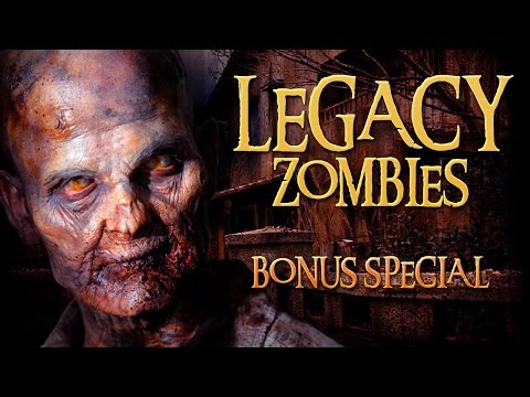 LEGACY ZOMBIES - BONUS SPECIAL ★ Call of Duty Zombies Mod (Zombie Games)