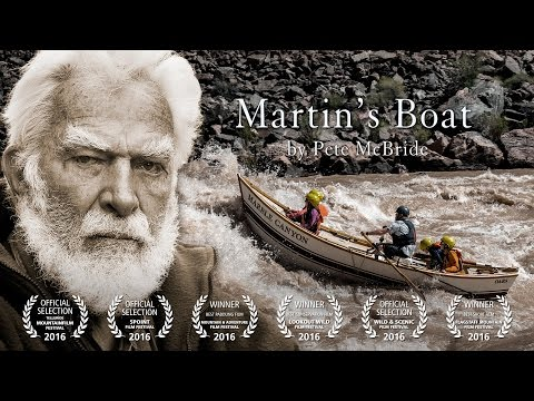 Video: Honouring Litton, the pioneer of whitewater dories