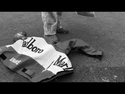 Actress - 'Falling Rizlas' (Official Video)