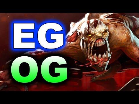 EG vs OG - Winners Bracket - GALAXY BATTLES 2 DOTA 2