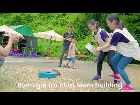 Sử dụng ứng dụng công nghệ tổ chức Team building hành trình
