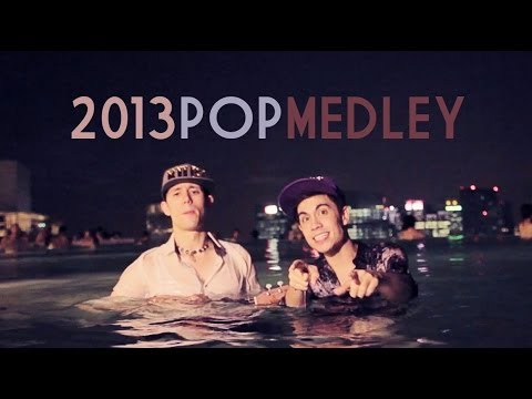 Sam Tsui - Pop Medley 2013 lyrics