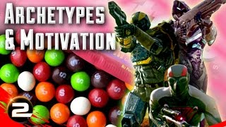 Player Archetypes And Motivation (Thoughts On Better Gaming) - PlanetSide 2 Gameplay