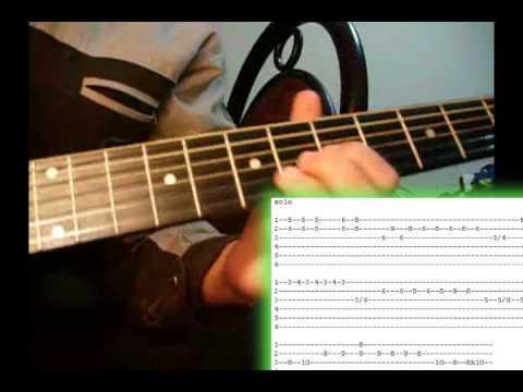 Aprende a Tocar - Mariposa Traicionera - Mana - en guitarra muy facil