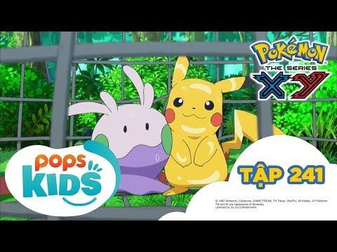 Pokémon Tập 241 - Rồng Yếu Nhất!? Gặp Gỡ Numera!! - Hoạt Hình Tiếng Việt Pokémon S18 XY - Thời lượng: 21:40.