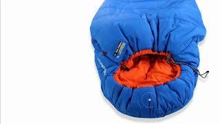 Cпальный мешок для летних походов High Peak Hyperion -5
