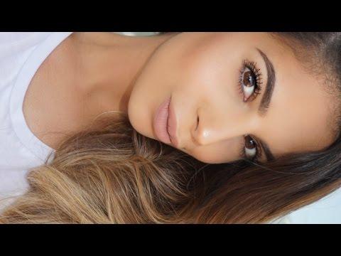 Easy Natural Makeup    5 MINUTE MAKEUP   Laura Lee