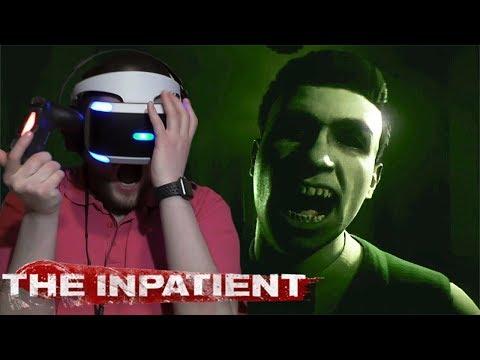 СВЕЖИЙ ХОРРОР ДЛЯ PS VR ► The Inpatient #1 (видео)