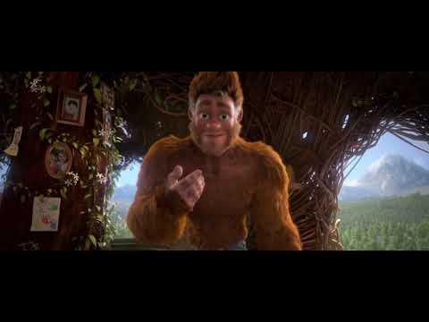 The Son Of Bigfoot: Adam Meet His Dad