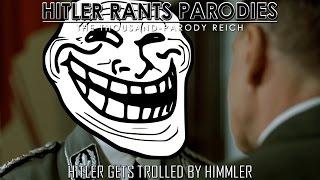 Hitler gets trolled by Himmler