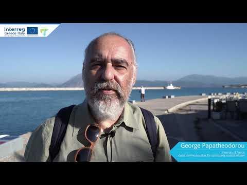 Documentario progetto TRITON (GRECIA-ITALIA)