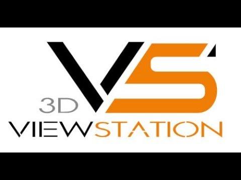 3DViewStation permet de visualiser et d'analyser et d'annoter des modèles CAO