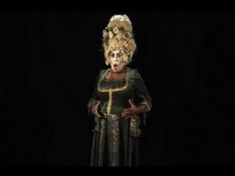 Opera Singer LaTónya Rosetta Reed as Theatrical Character Countess Gratitude