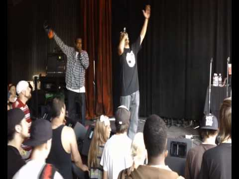 """Hopsin and SwizZz LIVE """"Blood Energy Potion"""" in Seattle WA Shot by Cameron Couch"""