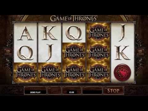 Game of Thrones slot game [Wild Jackpots]