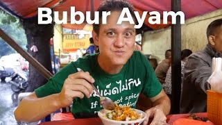 Video Bubur Ayam Barito: Chicken Rice Porridge in Jakarta MP3, 3GP, MP4, WEBM, AVI, FLV Juli 2018