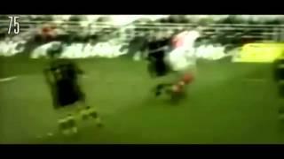 120 Tore von Dennis Bergkamp für den FC Arsenal