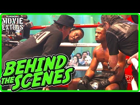 CREED 2 (2018) | Behind the Scenes of Sylvester Stallone & Michael B. Jordan Movie