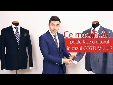 Ce poti modifica la costumul tau!