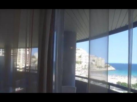 Рекомендуем! Купить трехспальную квартиру на первой линии моря в Бенидорме (Ла Кала) за 367.500 евро