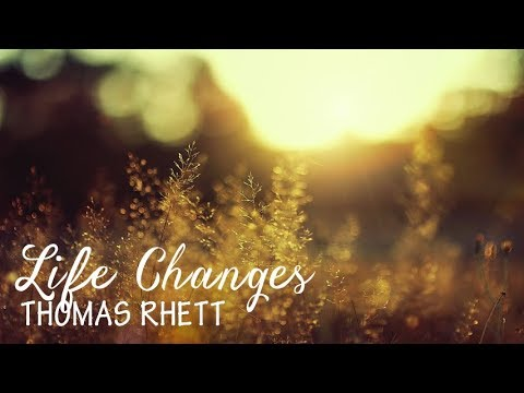 Video Thomas Rhett - Life Changes (Lyric Video) download in MP3, 3GP, MP4, WEBM, AVI, FLV January 2017