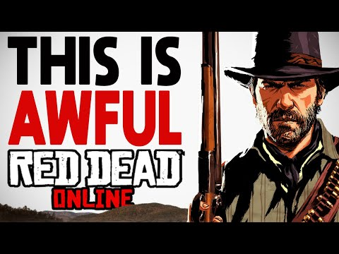 What the HELL Happened to Red Dead Online?!