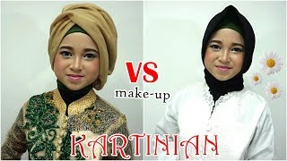 "Download Video ""Hari Kartini"" Tutorial Makeup Anak Kebaya Modern dan Kebaya Asli 💖 Kartinian di SEKOLAH MP3 3GP MP4"