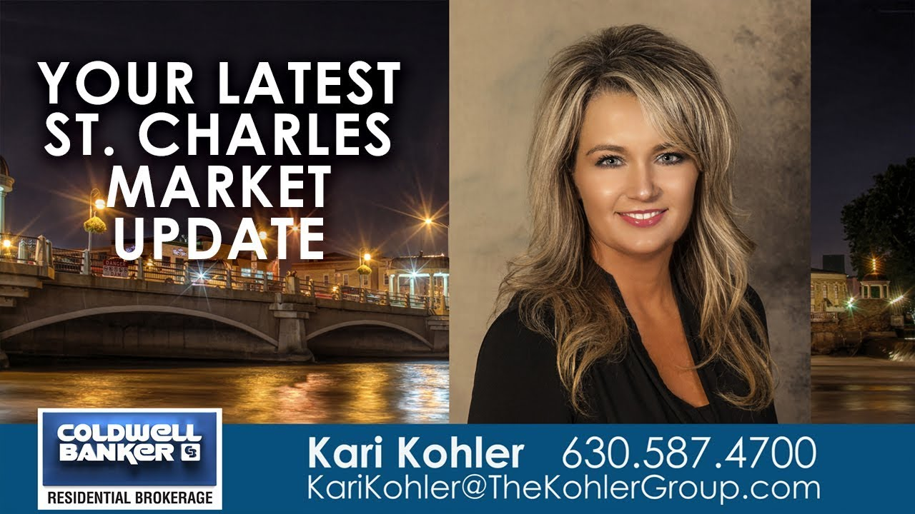What's the News for Buyers and Sellers in Our St. Charles Market?
