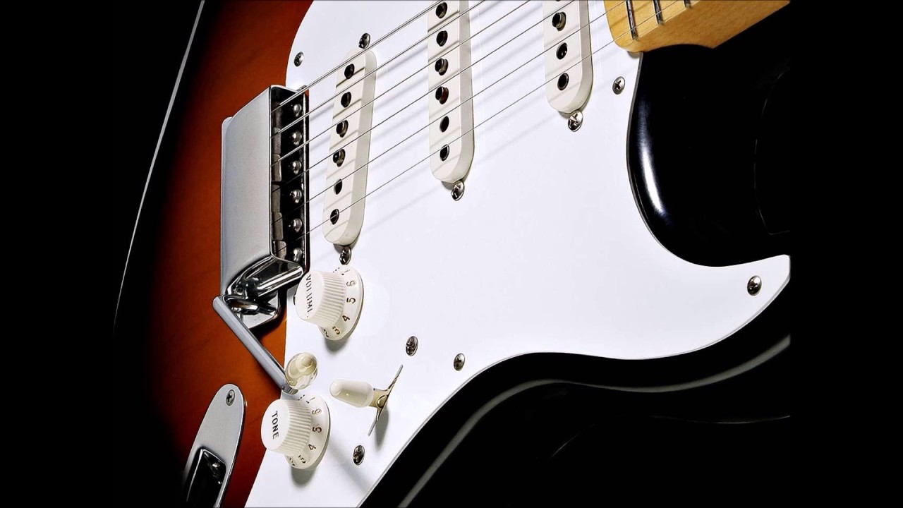 Instrument special: Electric guitar – A two hour long compilation