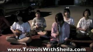 Muang Choom Children Played Traditional Thai Music