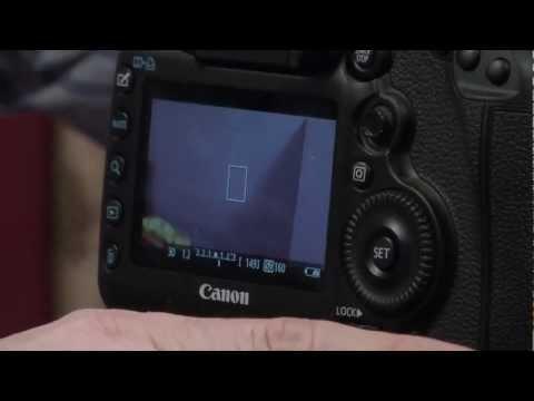 Canon EOS 5D Mark III - nowe funkcje (część 3)