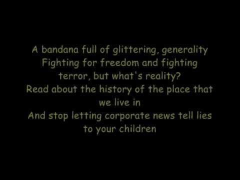Branch - Immortal Technique - The 4th Branch (Lyrics) off the 