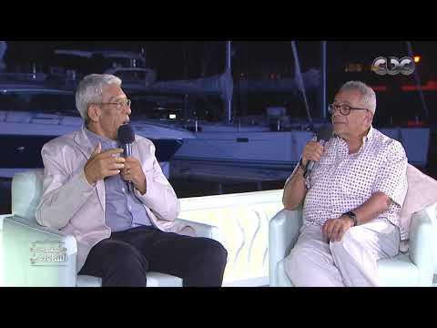 """""""الجونة السينمائي"""" يجمع داود عبد السيد ويسري نصر الله: هكذا تحدثا عن الغيرة"""