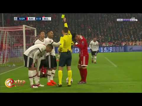 Bayern Munich vs Besiktas 5 0 All Goals & Highlights 20 02 2018 HD
