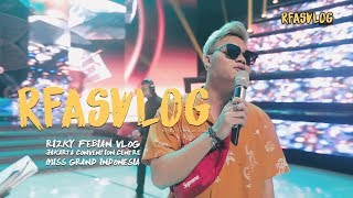 Video RFASVLOG - Rizky Febian & Sheryl Sheinafia di Miss Grand Indonesia MP3, 3GP, MP4, WEBM, AVI, FLV Desember 2018