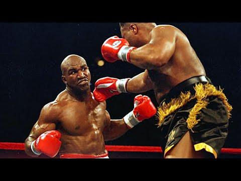 Evander Holyfield (USA) vs Ray Mercer (USA) | BOXING fight, HD