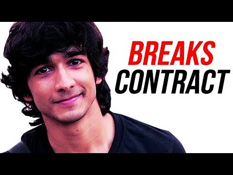 Shantanu Maheshwari To Break COLORS CONTRACT For P