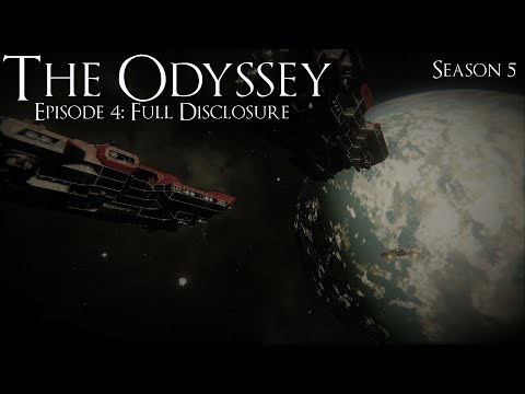 Space Engineers: The Odyssey: Season 5: Episode 4: Full Disclosure