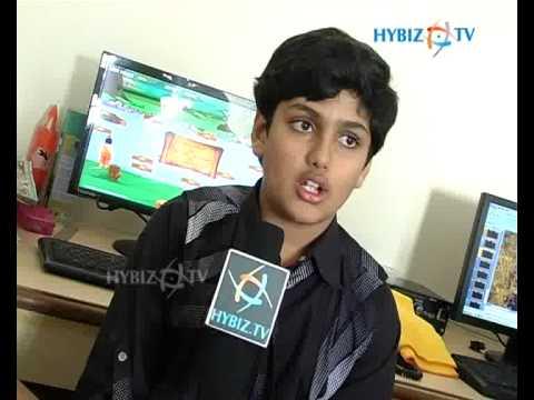 Pavan Sriram Child Artist