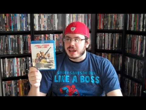 My Blu-ray + DVD Collection Update January 28, 2012