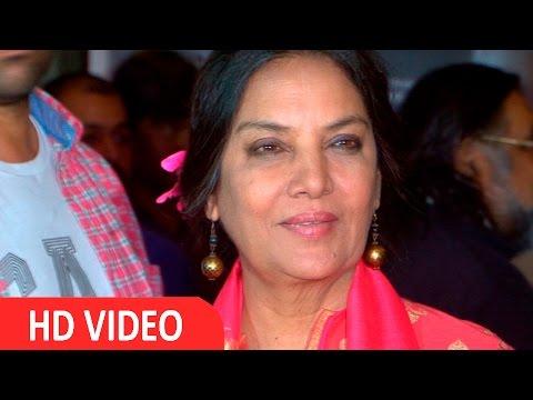 Shabana Azmi At Special Screening Of Neerja