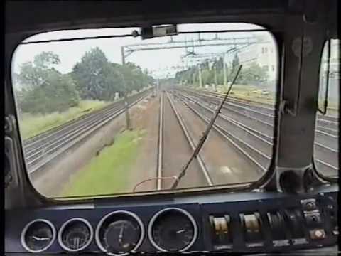 87005 London Euston - Watford Junction Driver`s Eye View