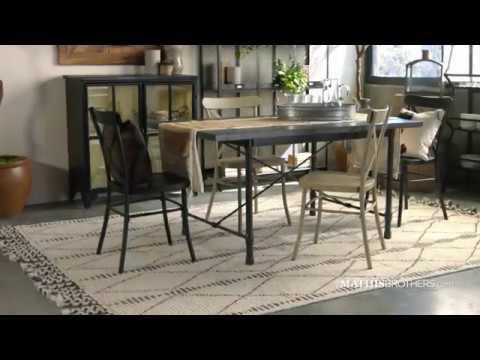 Modern Farmhouse Minnona Rectangle Dining Table